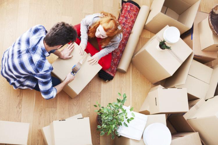 Преместване на жилища